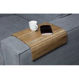 WOOOD :: Drewniana podstawka na oparcie sofy XL